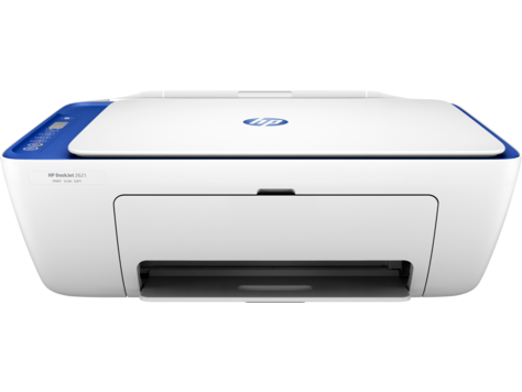 HP DeskJet 2620 All-in-One  (Print, Scan & Copy) – White Wireless Inkjet Printer